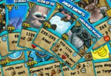 wizard101 ice spells