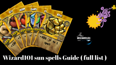 Photo of wizard101 sun spells Guide ( full list )