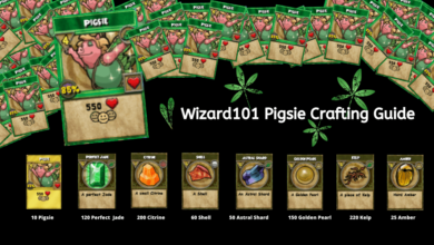 Photo of Wizard101 Pigsie Crafting Guide