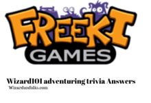 Photo of Wizard101 adventuring trivia Answers