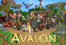 Photo of Avalon Quest tree