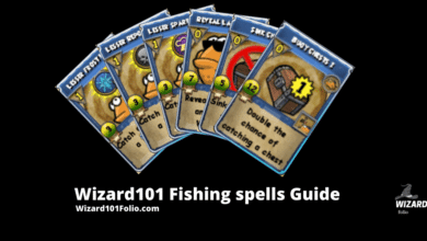 Photo of Wizard101 Fishing spells Guide ( full list )
