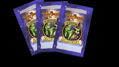 Photo of Grizzleheim Lore Pack