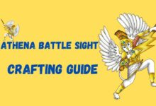 Photo of Athena Battle Sight Crafting Guide
