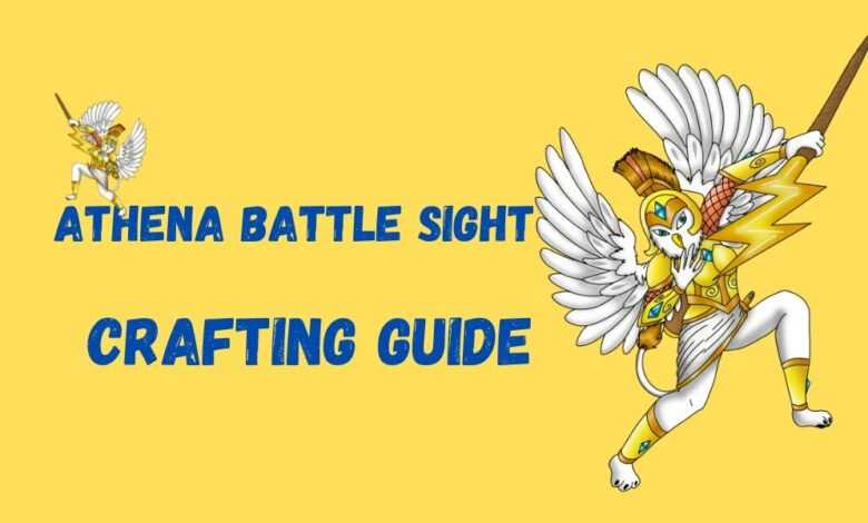 Athena battle sight