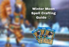 Photo of Winter Moon Spell Crafting Guide