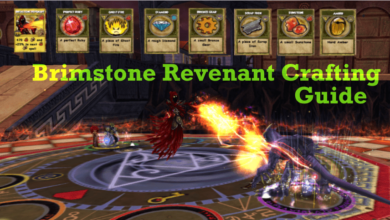 Photo of Brimstone Revenant Crafting Guide