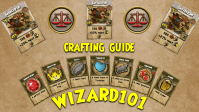 Photo of Savage Paw Crafting Guide