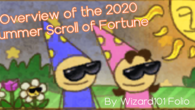 Summer Scroll of Fortune