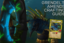 Photo of Grendel's Amends Crafting Guide