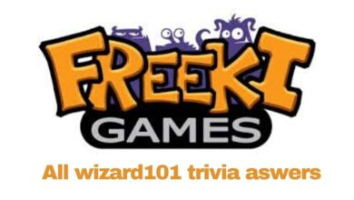 Photo of All W101 Trivia Answers