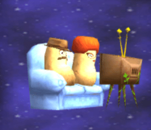 wizard101 Couch Potatoes