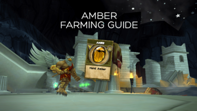 Photo of Comprehensive Amber Farming Guide