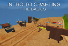Photo of Intro to Crafting: The Basics