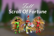 Photo of Fall Scroll of Fortune Overview (2020)