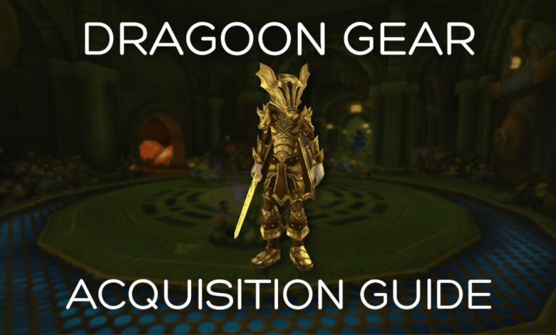 wizard101 dragoon gear