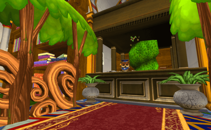 wizard101 Castle Tours