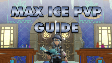 Photo of Max Ice PVP Guide (Level 140)