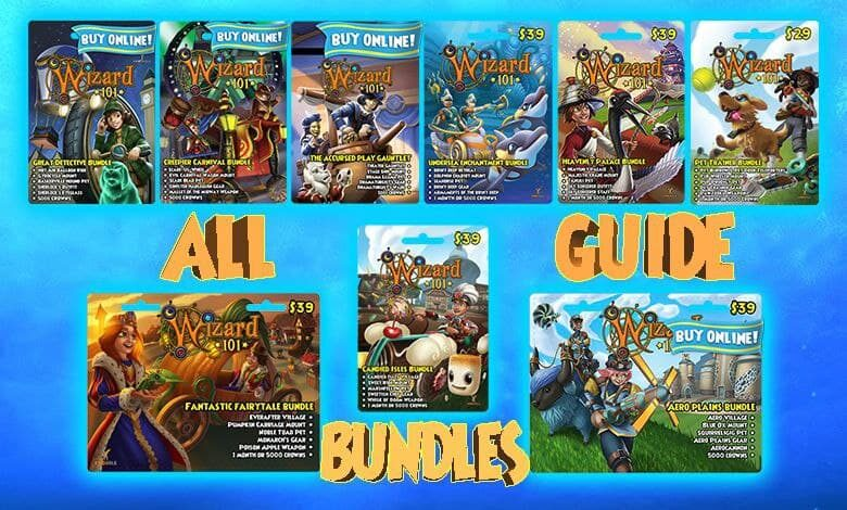 Photo of All Bundles Guide