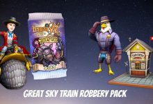 wizard101 great sky train robbery pack